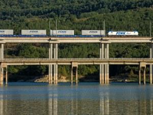 """Пуснаха втори курс на влака на """"ПИМК Рейл"""" до Турция след успешния старт ВИДЕО"""