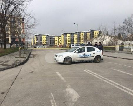 Хората в Смирненски се притесняват гранатата да не избухне, затвориха църквата ВИДЕО+СНИМКИ