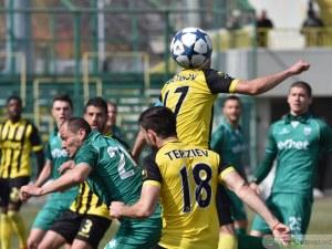 Ботев си поигра с Бистришките тигри за 3:0 в Коматево ВИДЕО