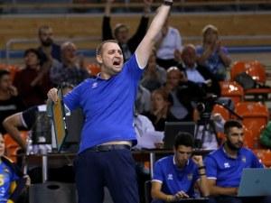 Иван Петков поема националния отбор по волейбол за жени