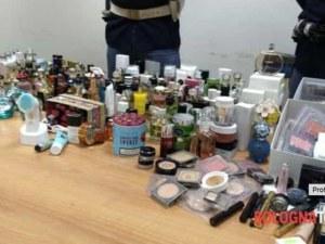 Арестуваха българка за кражба на козметика за над 60 бона от летище