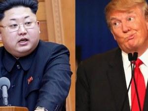 Тръмп: Подготвяме сделка със Северна Корея