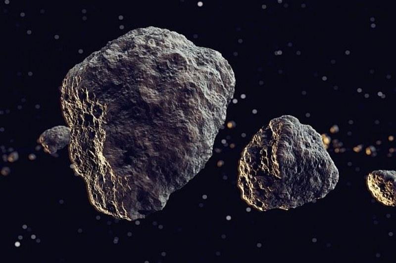 Космически кораб ще ни пази от астероиди