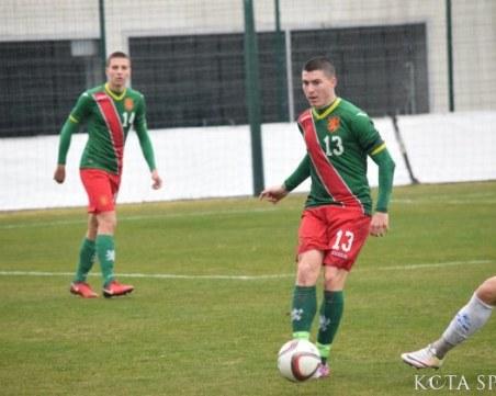 Талант на Локо в националния тим за Елитния кръг в Испания