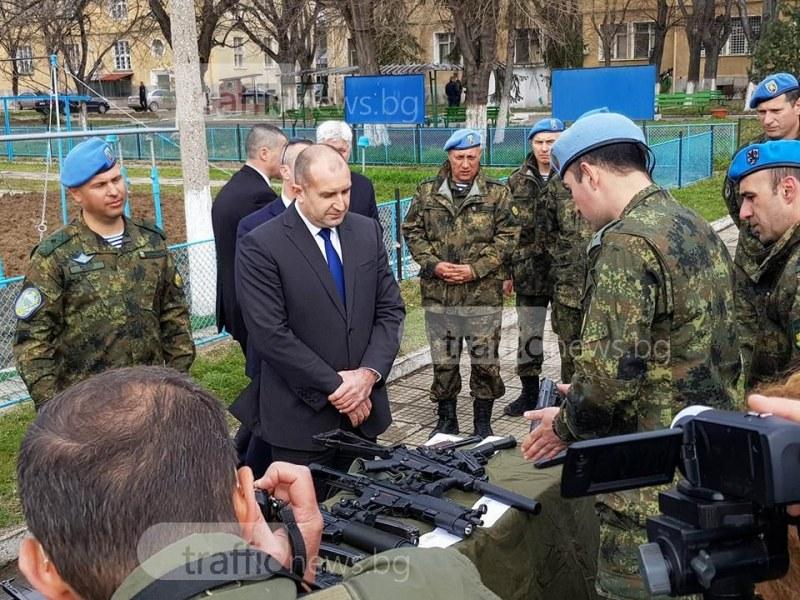 Кой се опита да похити общия празник за Освобождението?, пита президентът в Пловдив ВИДЕО