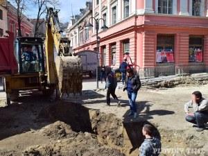 """Нова археология изскочи на ул. """"Отец Паисий"""", започват проучвания"""