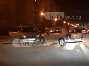 Жена и малко дете са в болница след катастрофата в Кючука