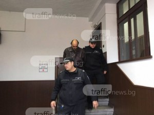 Жената на Кольо Фичето, който запали сина си, на съд за източване на банкови карти