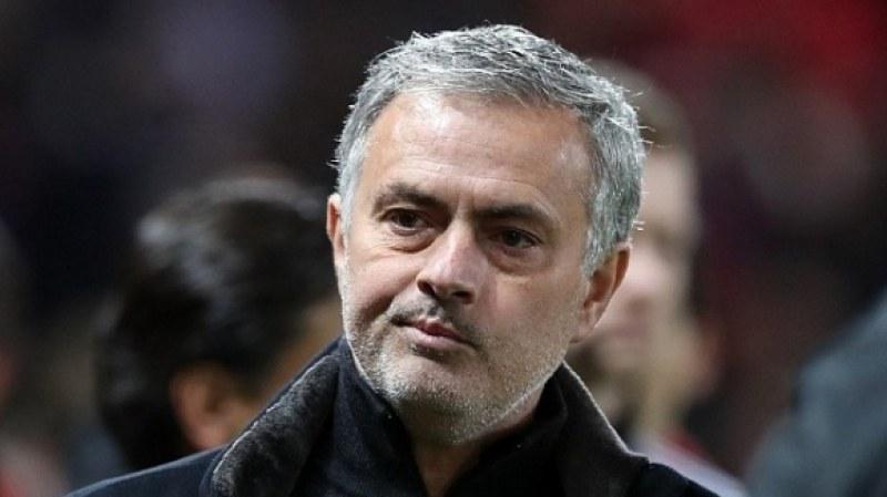 Моуриньо със странен коментар след отпадането на Юнайтед