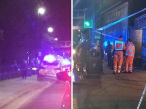 Стрелба в Лондон: Полицията отцепи района на метростанция СНИМКИ