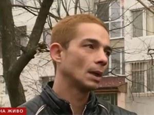 Бащата на провесено от 8-мия етаж бебе: Разбрах от телевизията за случая