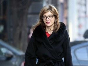 Екатерина Захариева застана на страната на Великобритания срещу Русия