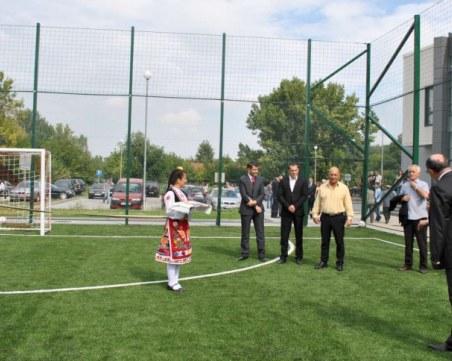Легенда на Ботев и треньор на Марица оглавяват детска академия на ПУ