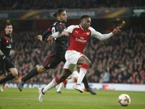 Арсенал и реферите довършиха Милан, вижте резултатите в Лига Европа