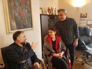 Пловдивският театър пресъздава последните дни на Дебелянов
