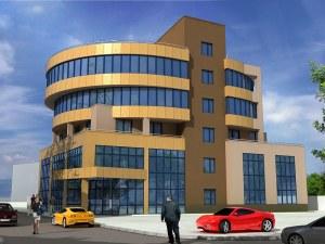 Продават модерен комплекс в една от най-комуникативните бизнес зони на Пловдив СНИМКА