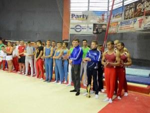 Три пловдивски клуба на шампионата по спортна гимнастика