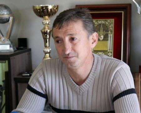 Марин Бакалов: Има хляб в юношите ни, трябва повече риск