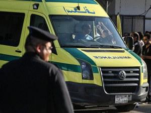 20 българи са ранени при катастрофа в Египет