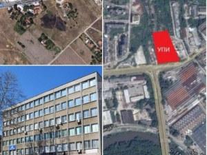 Най-скъпият парцел на пазара в Пловдив удари 5 млн. евро, готвят го за жилища СНИМКИ