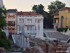 Вечният летопис на Пловдив тръгва по света