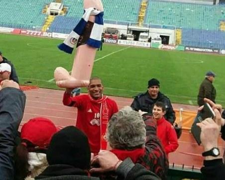 Каранга аут от ЦСКА за мача с Ботев – наказаха го за изцепките
