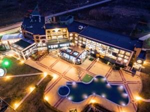 Голямо парти вдигат в топ хотел край Пловдив