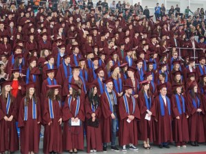 ПУ връчва тържествено дипломи на 391 абсолвенти в събота
