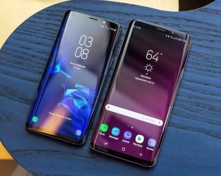 Собствениците на Galaxy S9 се оплакват от сериозни проблеми с дисплея