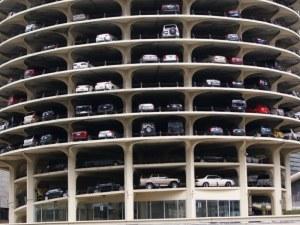 Изграждат огромен 7-етажен паркинг за 500 коли в Тракия ВИДЕО