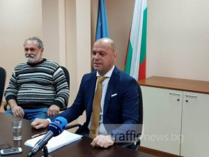 Костадин Димитров: В Тракия нямаме дупки за полицаи! 170 хиляди отиват за преасфалтиране ВИДЕО