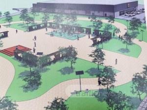Проекти за над 1 милион лева в Тракия! Изграждат нов парк от 10 декара ВИДЕО