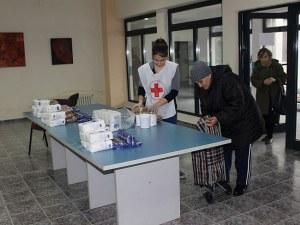БЧК ще помогне на над 31 000 нуждаещи се в Пловдивско