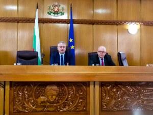 Пловдивските съдии-  най-натоварените в страната