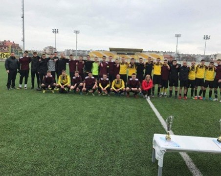 """СУ """"Свети Климент Охридски"""" спечели финала на Общинското футболно първенство СНИМКИ"""