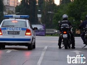 21-годишен си спретна гонка с полицията в Кючука, оказа се надрусан и без книжка