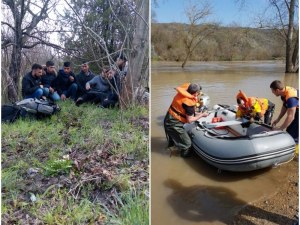 Спецоперация: Заловиха 7 нелегални мигранти край Елхово, още 17 са спипани край Септември СНИМКИ