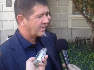 Георги Самуилов след срещата с Тотев: Оптимист съм, че Колежa ще се построи!