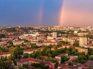 Слънце и вятър днес в Пловдив! Времето ни изненадва в края на седмицата