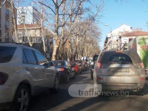 Нова блокада в Пловдив! Затварят кръстовището на Руски и Гладстон