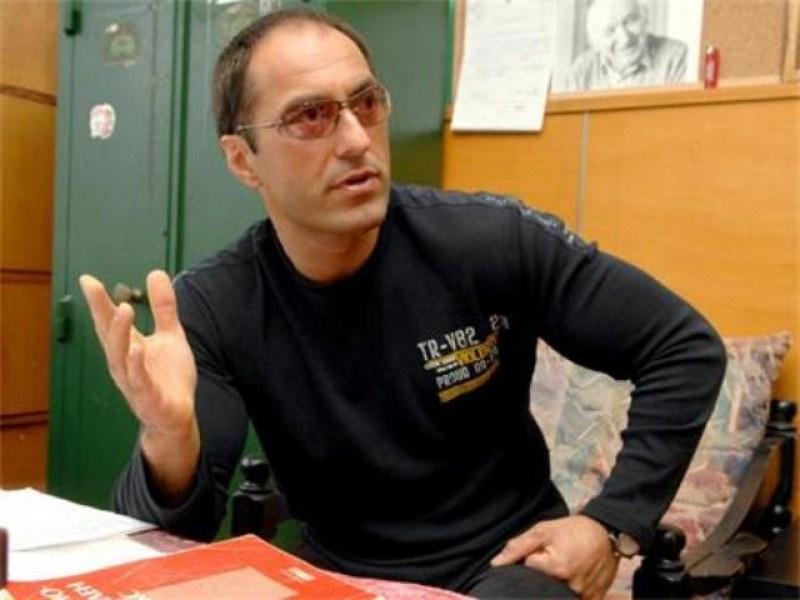 Крадец ослепил Владимир Пелов в затвора в Пловдив
