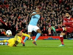 Ливърпул и Барса с единия крак на полуфинали в Шампионската лига