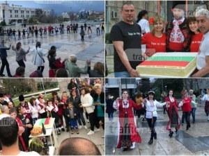 Пловдивското неделно хоро отпразнува 3-ти рожден ден! Хиляди се хванаха за ръце СНИМКИ