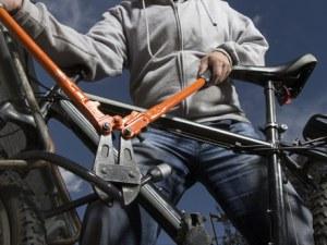 Спипаха тийнейджър, отмъкнал колело от жилище