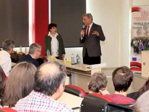 Млади учени представиха нови открития в Пловдив