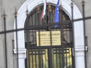Надзирателят, нападнат от затворник в Софийски затвор, е с охлузвания