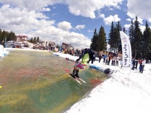 Със зрелищно басейн-парти закриват сезона в Пампорово