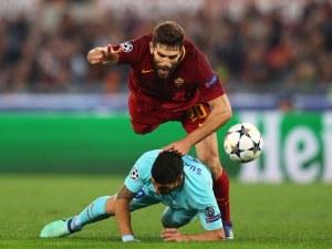 Бомба! Рома изхвърли Барса от Шампионската лига!