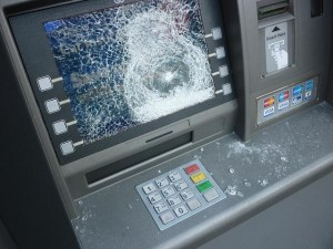 Мъж потроши банкомат в Първомай
