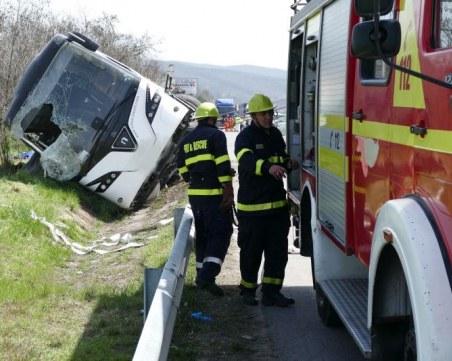 Увеличава се броят на жертвите от касапницата на магистралата между Пловдив и София СНИМКИ+ВИДЕО